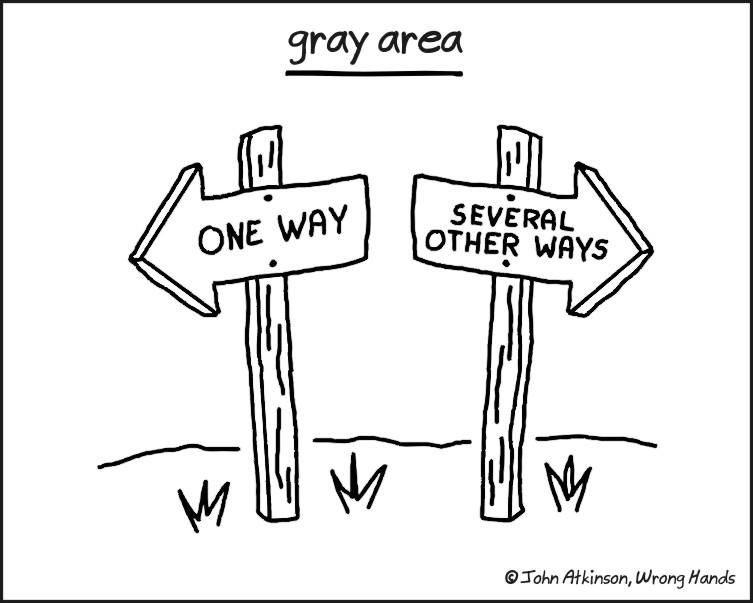 gray-area
