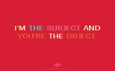subjectobject
